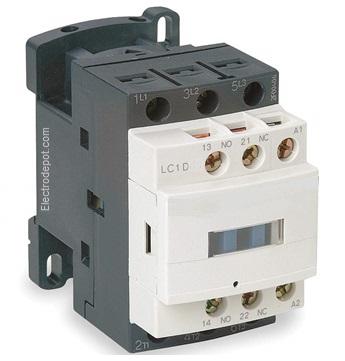 30A 40A 50A contactors 3, 4 pole, NO NC lighting contactor  Amp Contactor Wiring Diagram on