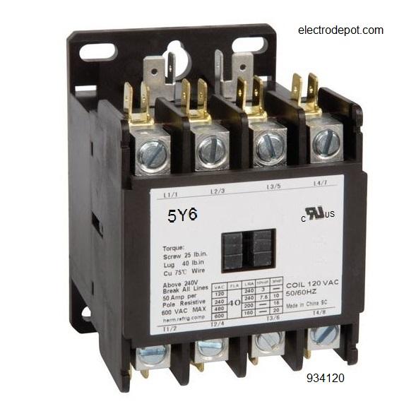 30a 40a 50a contactors 3 4 pole no nc lighting contactor. Black Bedroom Furniture Sets. Home Design Ideas